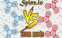 Spinz.io Team Mode
