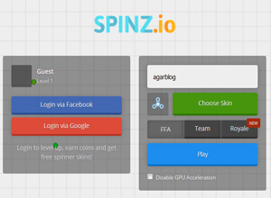 Photo of Spinz.io FFA (Free For All)