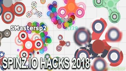 spinz.io hack 2018